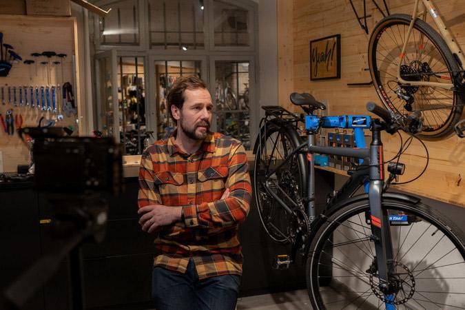 Neuer Trend Gravel Bikes