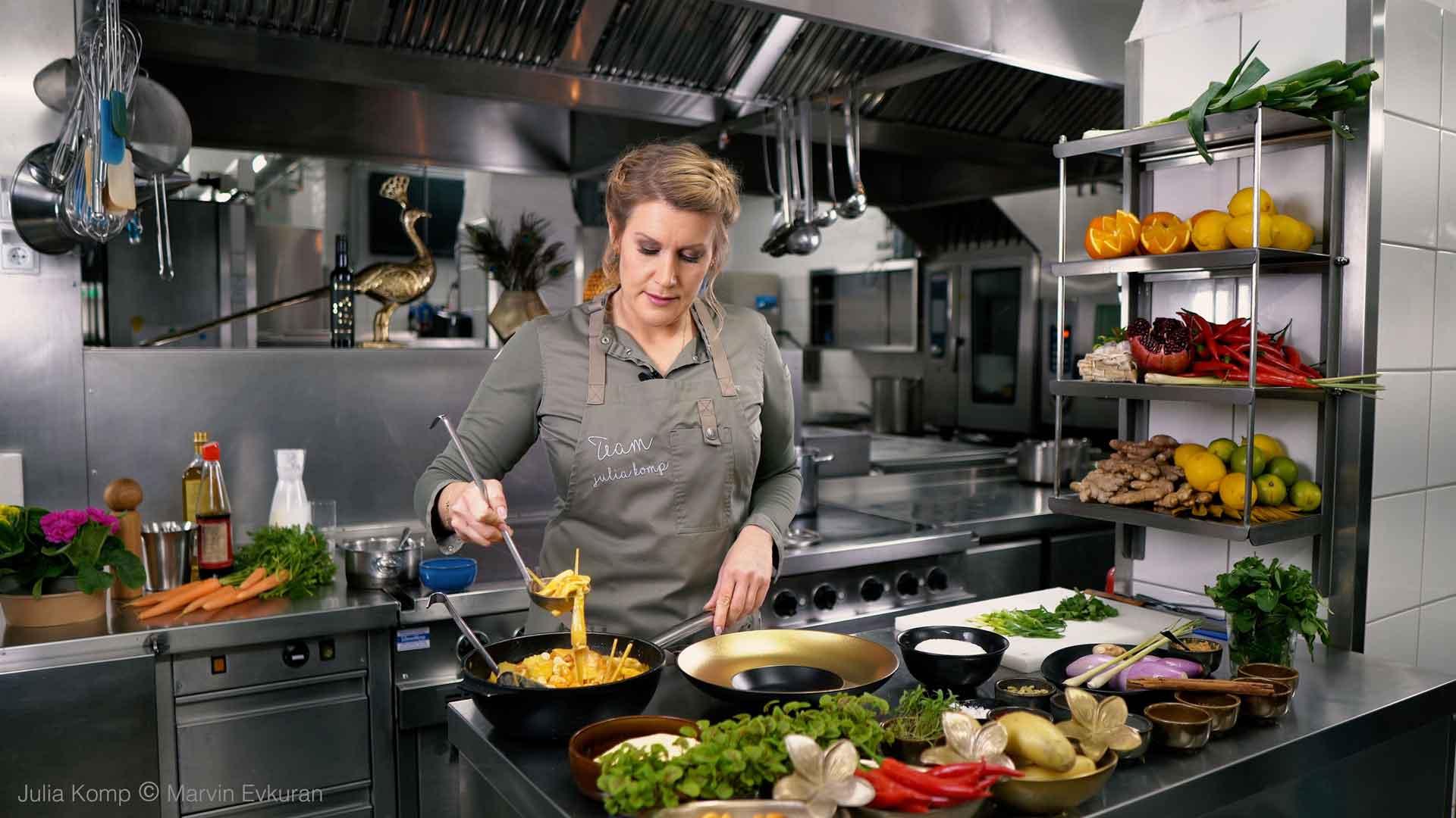 Handwerk kocht: Massaman-Curry für Warmduscher